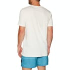 Quiksilver Season stripe Short Sleeve T-Shirt