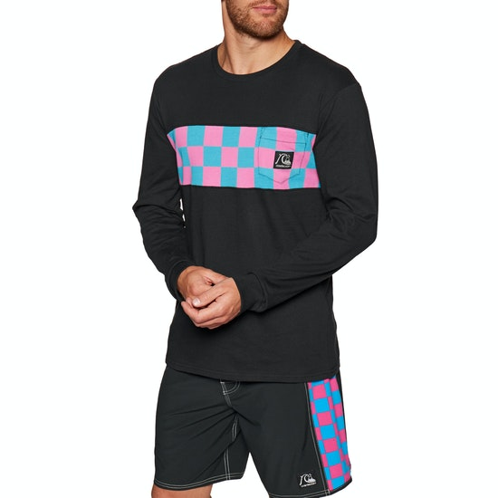 Quiksilver Black Ball Long Sleeve T-Shirt