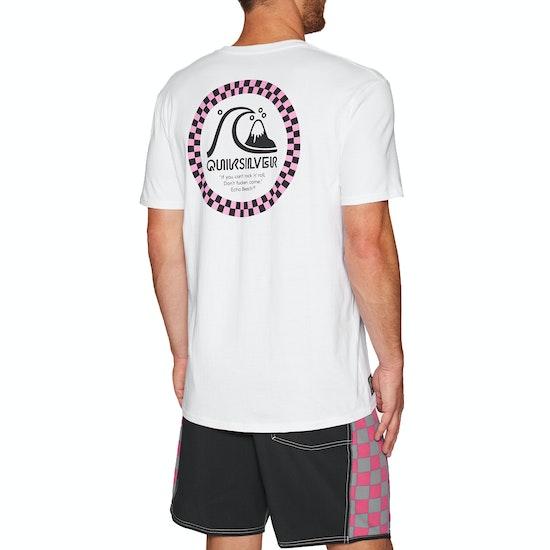 Quiksilver Black Ball Short Sleeve T-Shirt