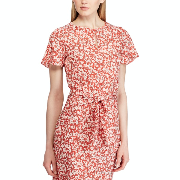 Robe Ralph Lauren Vantrice Short Sleeve