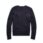 Polo Ralph Lauren Cable Crew Neck Sweater