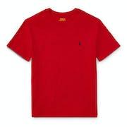 Ralph Lauren Crew Neck Boy's Short Sleeve T-Shirt