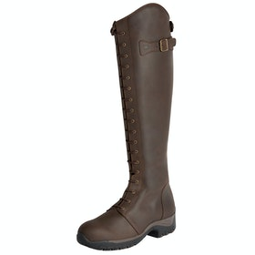 Fonte Verde Marvao Long Riding Boots - Chocolate