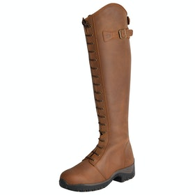Fonte Verde Marvao Long Riding Boots - Cognac