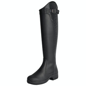 Fonte Verde Sortelha Long Riding Boots - Black - Hex