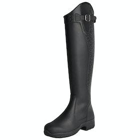 Fonte Verde Sortelha Long Riding Boots - Black - Hex