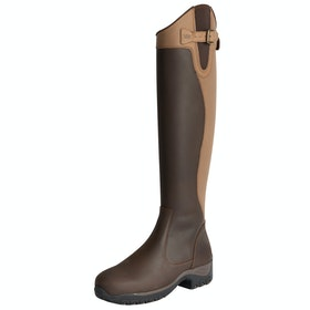 Fonte Verde Sortelha Long Riding Boots - Chocolate - Sand