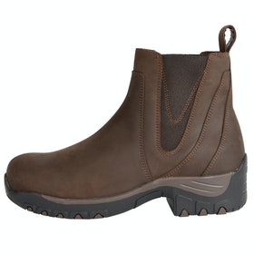 Fonte Verde Viana Chelsea Boot Boots - Chocolate
