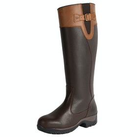 Fonte Verde Vilamoura Country Boots - Chocolate - Cognac