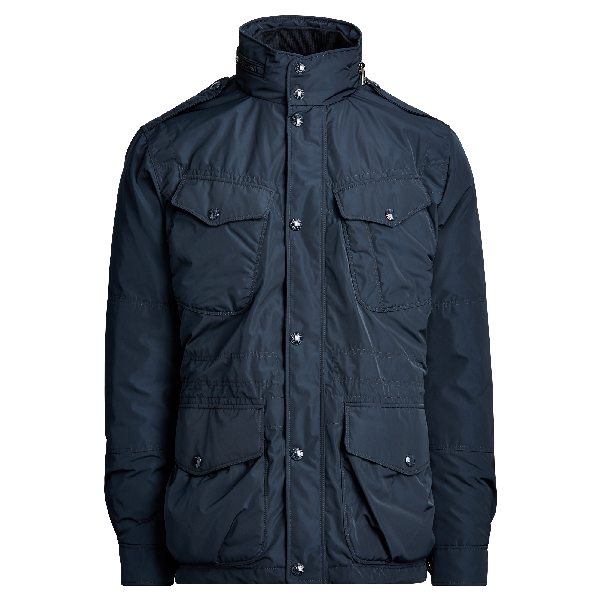 Ralph Lauren 4 Pocket Jacke Aviator Navy Verkauf bei