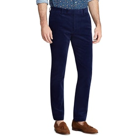 Polo Ralph Lauren Corduroy Jeans - Cruise Navy