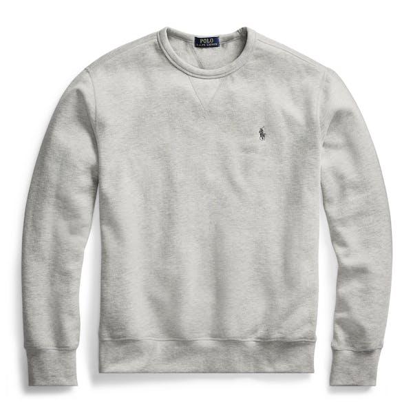 Ralph Lauren Crew Neck Cotton Sweater