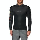 Rip Curl MADSTEEZ Dawn Patrol 1.5mm Long Sleeve Reversible Wetsuit Jacket