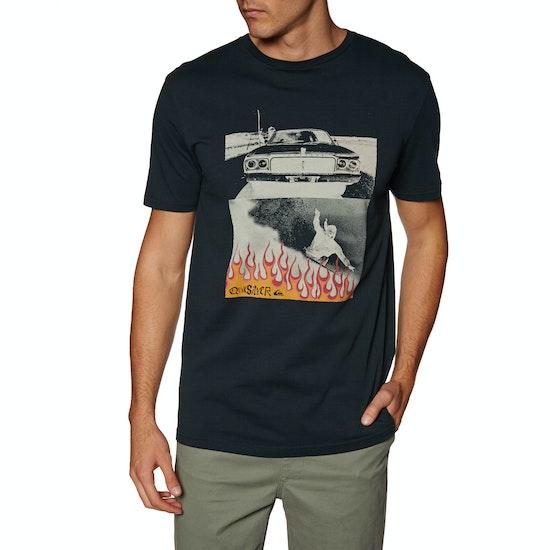 Quiksilver Against All Odd Balls Short Sleeve T-Shirt