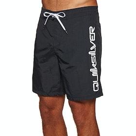 Quiksilver Omni 18in Beach shorts - Black