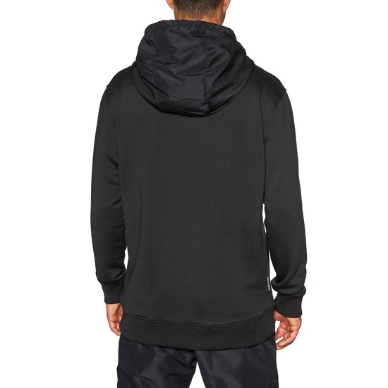 Mons Royale Decade Logo Pullover Hoody