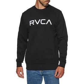 Sudadera RVCA Big Rvca Crew - Black