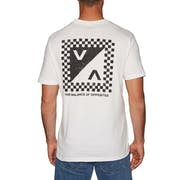 RVCA Check Mate Short Sleeve T-Shirt