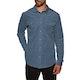 RVCA Freeman Cord Long Sleeve Shirt