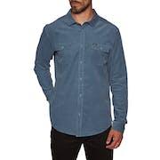 RVCA Freeman Cord Ls Shirt