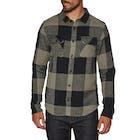 RVCA Haywire Flannel Shirt