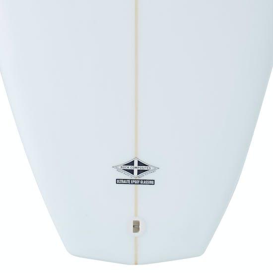 Maluku The Shake Eco Gold Futures 5 Fin Surfboard