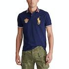 Polo Ralph Lauren Custom Mesh Short Sleeve Polo Shirt