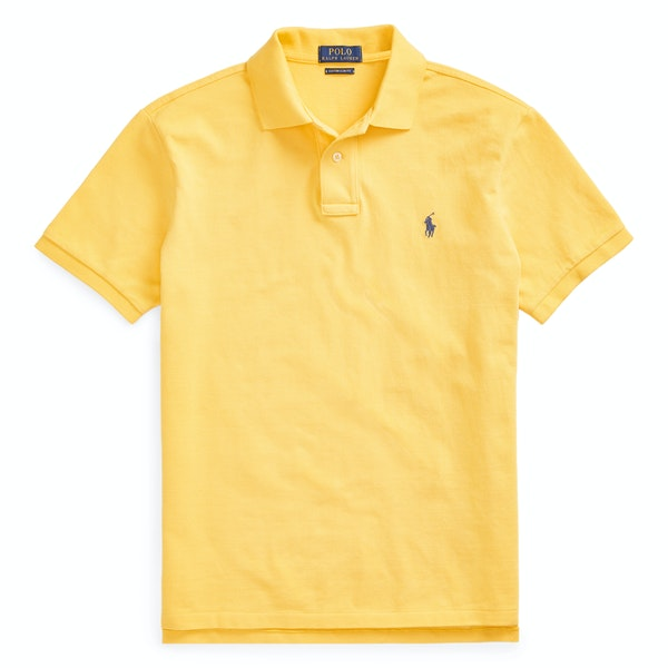 Polo Ralph Lauren Slim Fit Koszulka polo