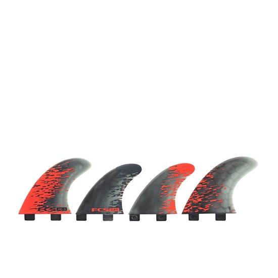 FCS Performance Core 3 Quad Fin