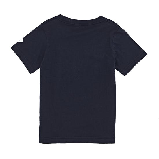 Converse Colourblocked Logo Kids Short Sleeve T-Shirt
