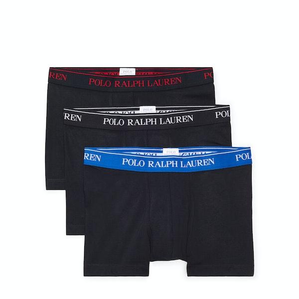 Polo Ralph Lauren 3 Pack Trunk Boxer-Shorts