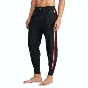 Polo Ralph Lauren Sleep Bottom Nightwear - Polo Black Eaton Red
