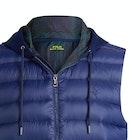 Polo Ralph Lauren Hooded Lightweight Knit Tech Jacket