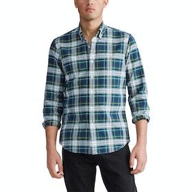 Polo Ralph Lauren Classic Shirt - Evergreen/Multi