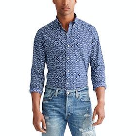 Polo Ralph Lauren Classic Shirt - 4182 Blue Bud