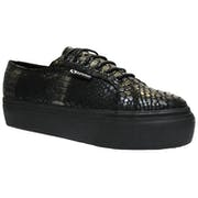 Superga 2790 Synthetic Brushed Snake Dames Schoenen