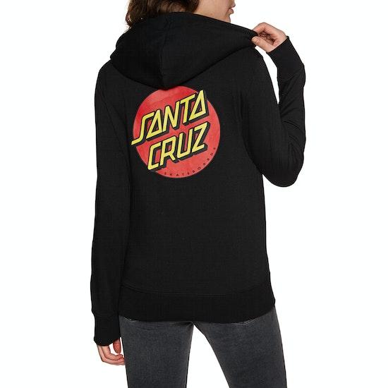 Santa Cruz Classic Dot Dames Pullover Hoody