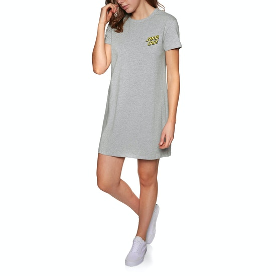 Santa Cruz Poppy Dot Dress