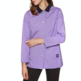 Chaqueta Mujer Santa Cruz Williams Chore - Lavender