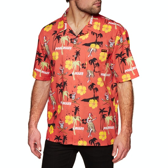 Chemise à Manche Courte Santa Cruz Pool Rules