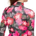 Billabong Flower Long Sleeve Ladies Rash Vest