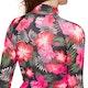 Billabong Flower Long Sleeve Womens Rash Vest