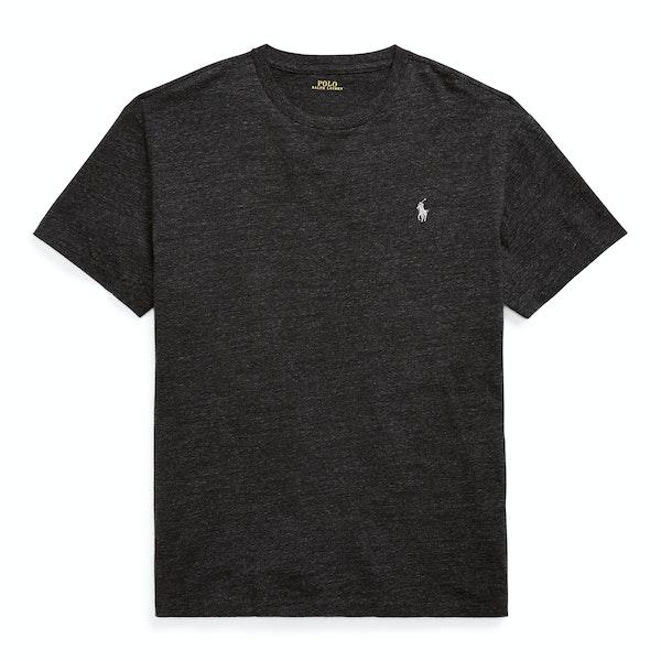 Camiseta de manga corta Polo Ralph Lauren Embroidered Cotton