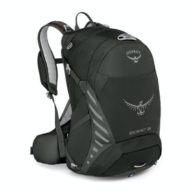 Osprey Escapist 25 Bike Backpack - Black