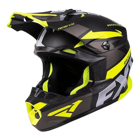 FXR Blade Force Motocross Helmet