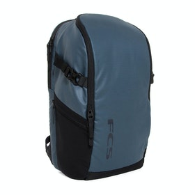 FCS Essentials Stash Surf Backpack - Steel