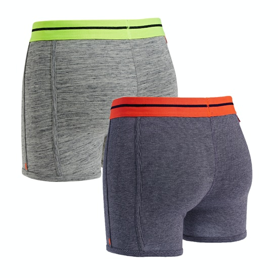 Superdry Sport Double Pack Boxer Shorts