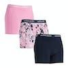 Bjorn Borg Fleur De Jardin Boxer-Shorts - Sachet Pink