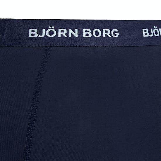 Boxer Bjorn Borg At The Beach