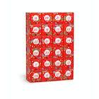 Happy Socks Advent Calendar 24 Pack Socks